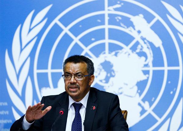 Giám đốc Tổ chức Y tế Thế giới tuyên bố tình trạng khẩn cấp đối với dịch do chủng virus corona