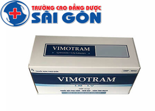 Dược sĩ hướng dẫn sử dụng thuốc Vimotram an toàn