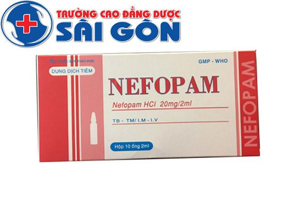 Hướng dẫn liều dùng thuốc Nefopam khi điều trị giảm đau