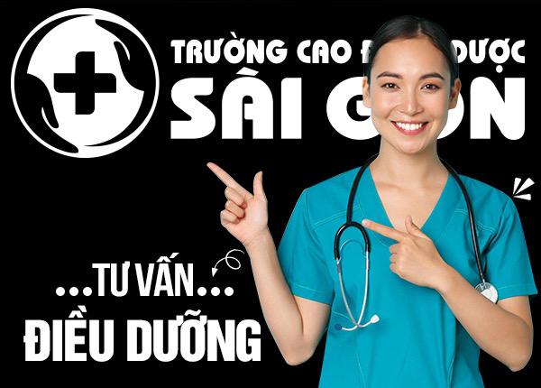 Thông tin tuyển sinh Cao đẳng Điều dưỡng Sài Gòn năm 2021?