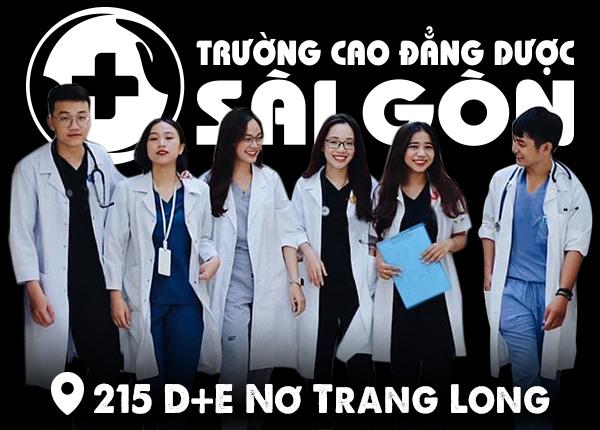 Trường Cao đẳng Dược Sài Gòn xét tuyển học bạ năm 2021