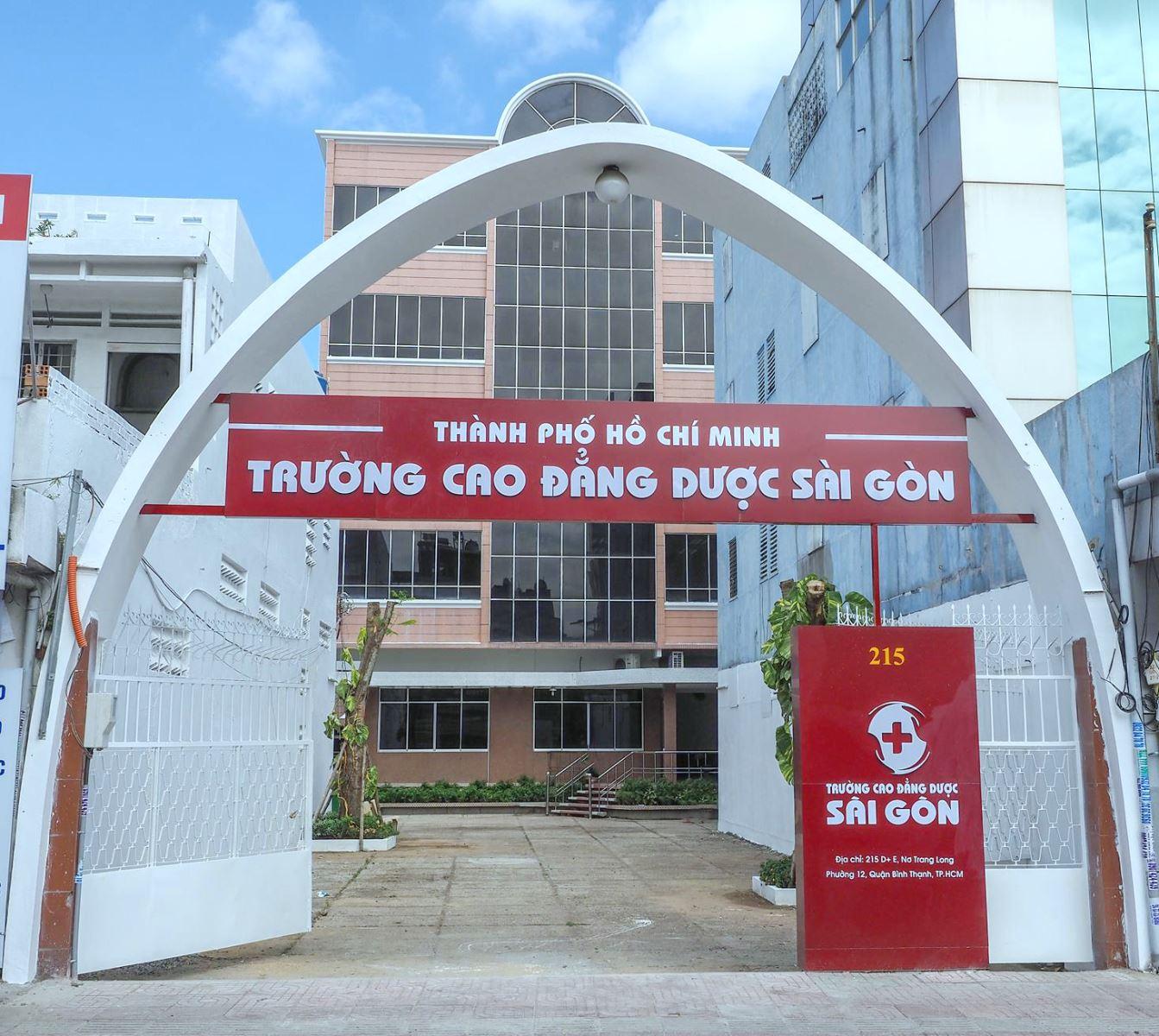 Trường Cao đẳng Dược Sài Gòn – Miễn 100% học phí năm 2021